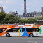 Hop On Hop Off Stadtrundfahrten Paris Foxity