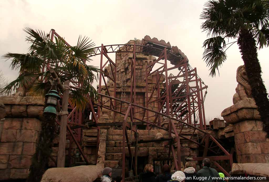 Indiana Jones Disneyland Paris