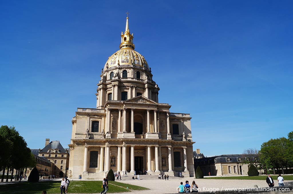 Invalidendom in Paris
