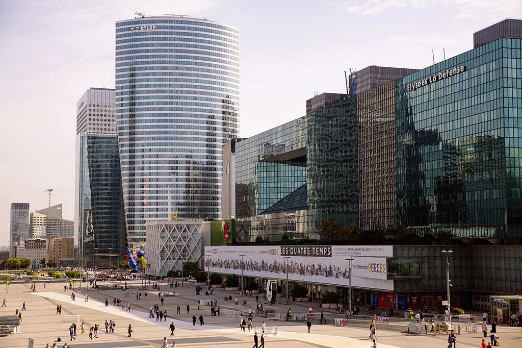 Kaufhaus-Quatre Temps La Defense Paris