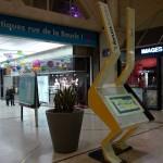 es Halles Einkaufszentrum Kaufhaus Paris