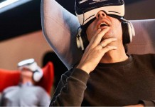 Virtual Reality Kino Paris