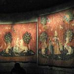 Dame mit dem Einhorn Mittelaltermuseum Cluny Paris