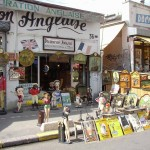 Flohmarkt Paris Puces Clignancourt