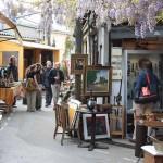 Flohmarkt Paris Puces Saint-Ouen