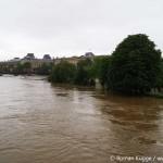 Hochwasser-Paris-Louvre