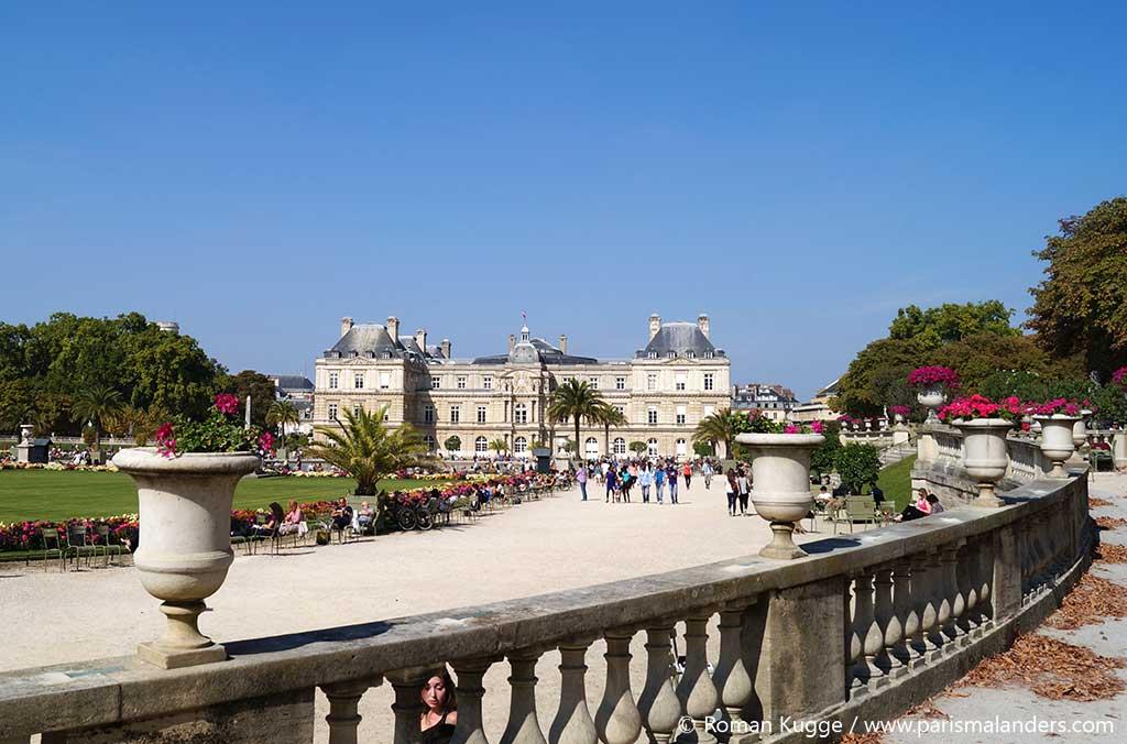 Die Schönsten Parks in Paris Jardin du Luxembourg