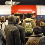 Metrostation Chatelet les Halles