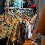 Vintage Flohmarkt Paris Retro