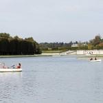 Boot Mieten Park Versailles Canal