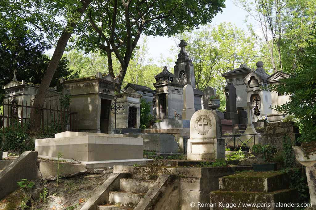 Friedhof Paris Pere Lachaise
