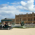 Golfwagen Versailles