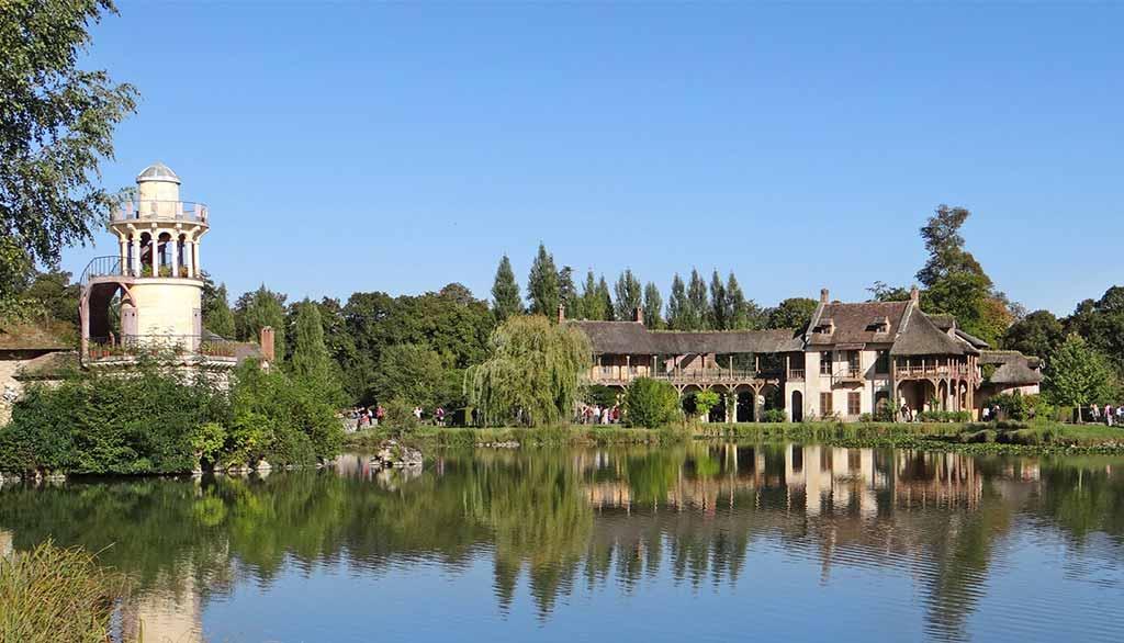 Hameau de la Reine Versailles Trianon