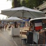 Imbiss Paris Plage Snack Essen Stadtstrand
