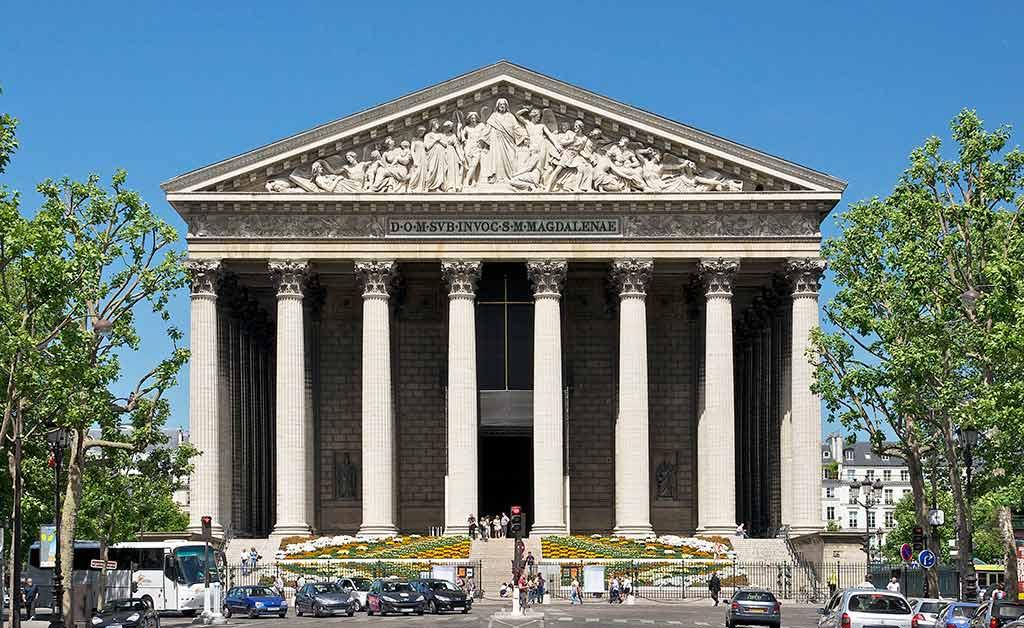 La Madeleine Kirche Paris