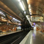 Metro Paris Station Arts et Metiers Steampunk