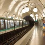 Metrostation Cite Paris
