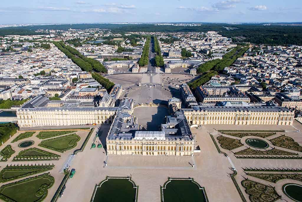 Oeffnungszeiten Versailles