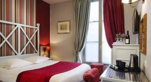 Romantische Hotels in Paris (1)