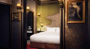 Romantische Hotels in Paris (2)
