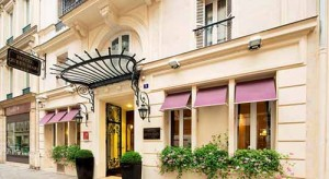 Romantische Hotels in Paris (3)
