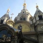 Russische Kathedrale Paris Alexander Nevski Saint