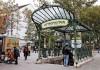 Schoensten Metrostationen in Paris Abbesses
