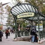 Schoensten Metrostationen in Paris Abbesses