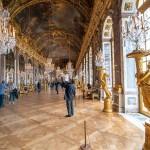 Spiegelsaal in Versailles