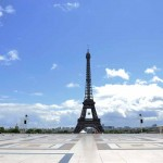 Trocadero Platz Place Paris