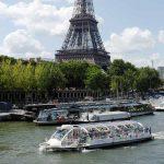 Batobus Paris Eiffelturm