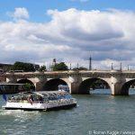 Batobus Paris Eiffelturm Pont Neuf