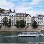 Batobus Paris Ile Saint Louis