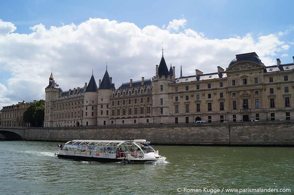 Batobus Paris
