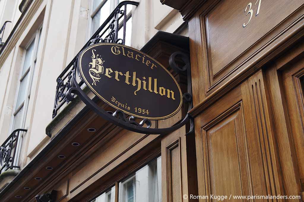 Beste Eis von Paris Berthillon