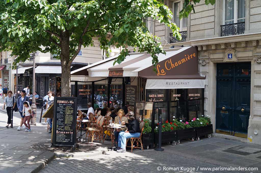 Cafe Paris Ile Saint Louis 2