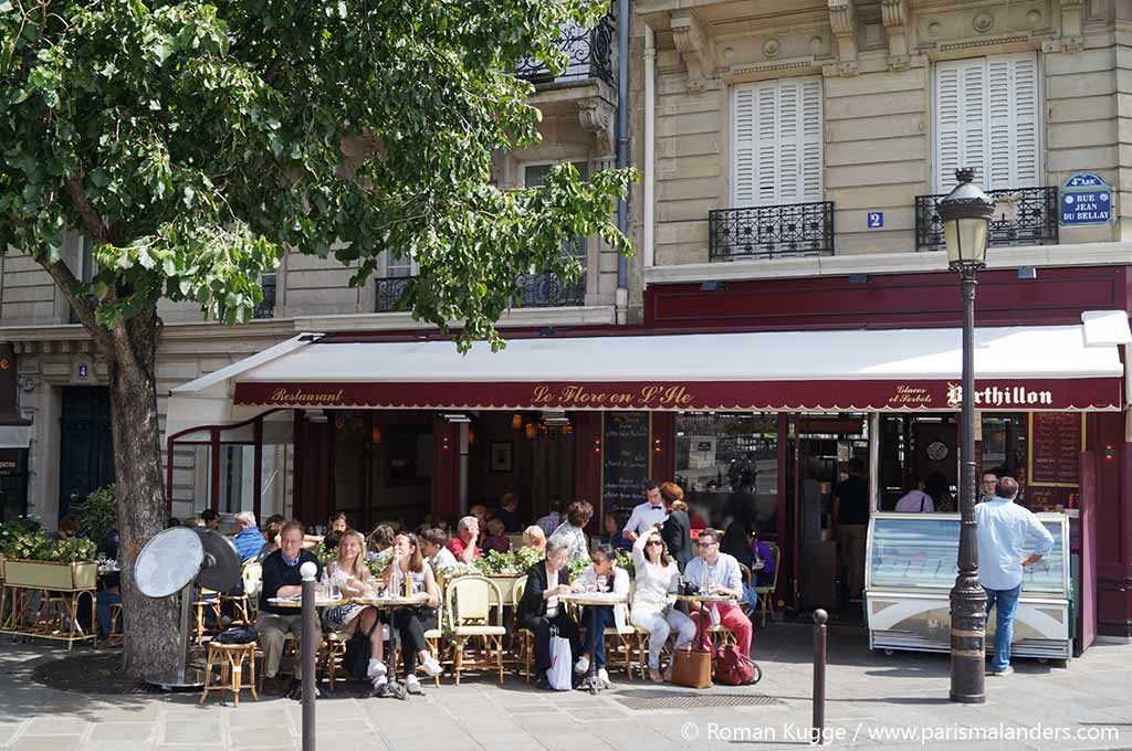 Cafe Paris Ile Saint Louis