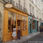 Geschaefte Ile Saint Louis Paris 2