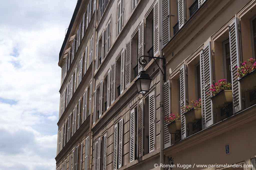Haeuser Paris Ile Saint Louis