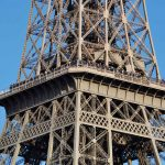 Hoehe Eiffelturm 2 Etage Stockwerk