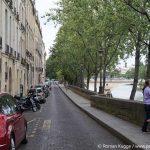 Ile Saint-Louis Verliebte Paris Liebespaar