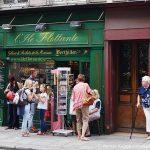 Paris Eis Essen Ile Saint Louis Berthillon