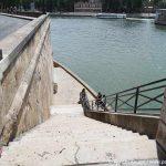 Seine Ufer Ile Saint Louis