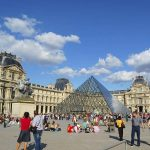 Bild Louvre Museum Paris