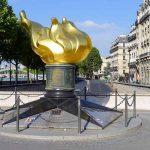 Flamme Liberte Freiheit Paris Freiheitsstatue
