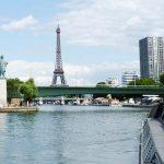 Freiheitsstatue Ile aux Cygnes Paris