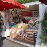 Käse Weinfest Montmartre