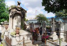 Fiedhof von Montmartre 1