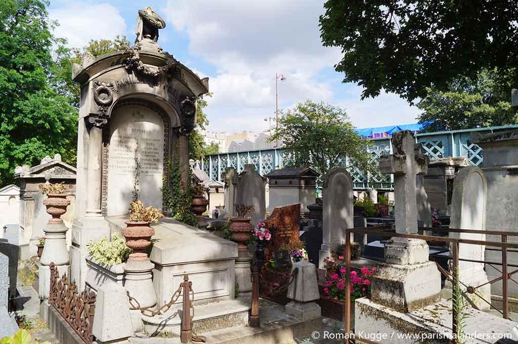 Friedhof von Montmatre