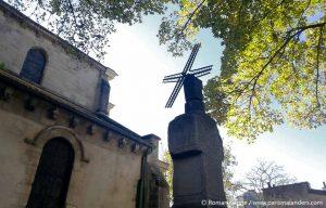 Mühle Moulin Eglise Saint-Pierre Montmartre